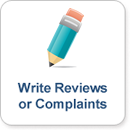 Write Reviews And Complaints